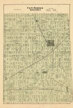 Norwich Townships - North and South, Oxford County 1876